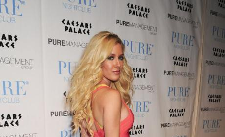 Heidi Montag in Pink