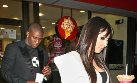 Kim Kardashian, Giant Ass Rumored to Go Dancing with the Stars