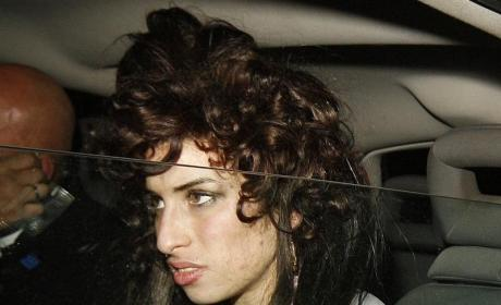 Amy Winehouse Charged with Assault (Again)