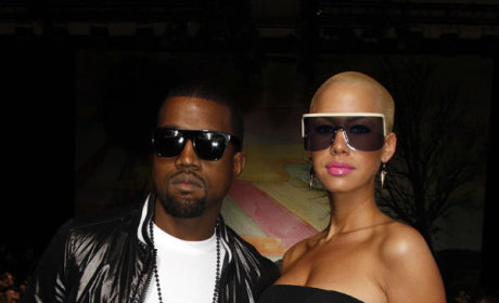 Rumored New Couple Alert: Amber Rose and Reggie Bush?!?