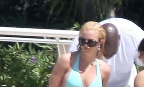 Britney and Boy