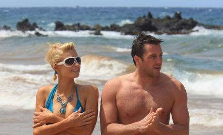 Doug Reinhardt, Paris Hilton Pic