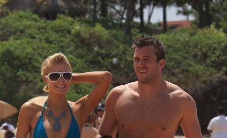 Paris Hilton and Doug Reinhardt Pic