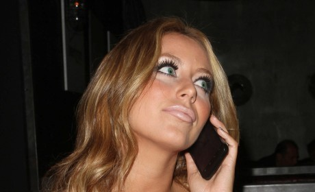 Aubrey O'Day: Playboy Mainstay