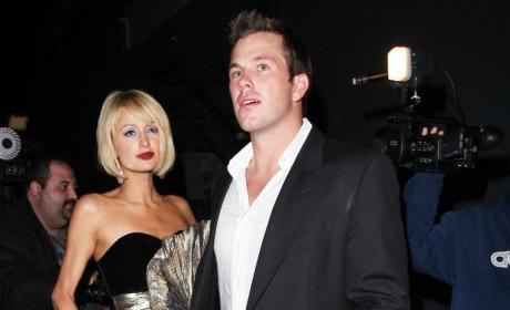 Stavros Niarchos, Paris Hilton Party in South Beach
