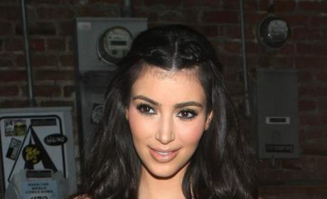 Kim Kardashian, Speidi Celebrate Perez Hilton Birthday