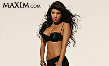 Kourtney Kardashian Photograph