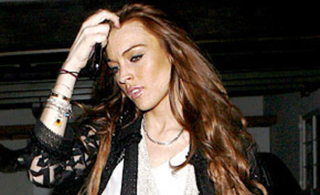 Samantha Ronson: Down on Drama; Lindsay Lohan: Up with Clubbing