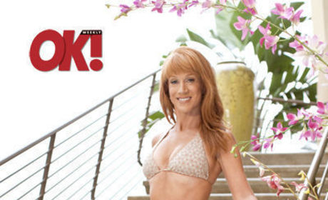Kathy Griffin Bikini Photo