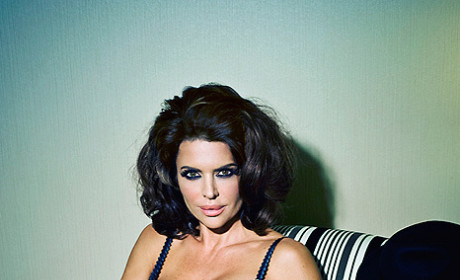 Lisa Rinna in Playboy