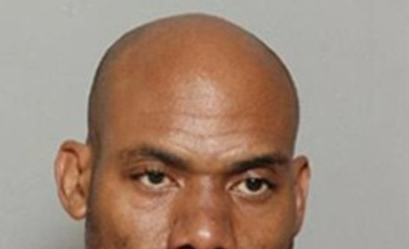 Jimmy Smith Mug Shot