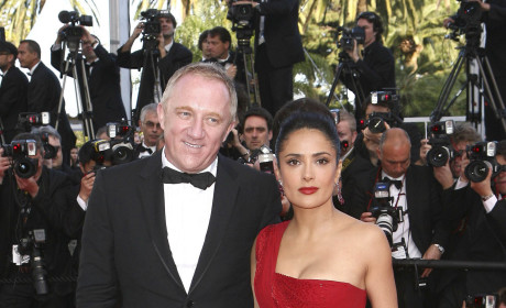 Salma Hayek and Francois-Henri Pinault: Married Again!