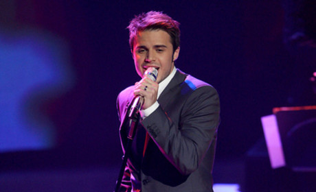 Kris Allen, The Way You Look Tonight