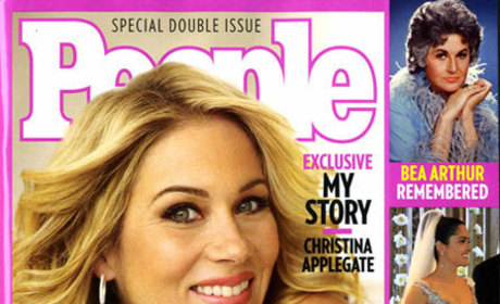 Christina Applegate Has Breast Cancer