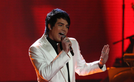 Adam Lambert Leads a Strong Rat Pack