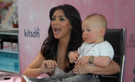Kim the Babysitter