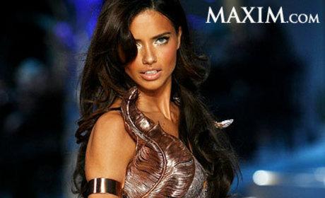 Adriana Lima in Maxim