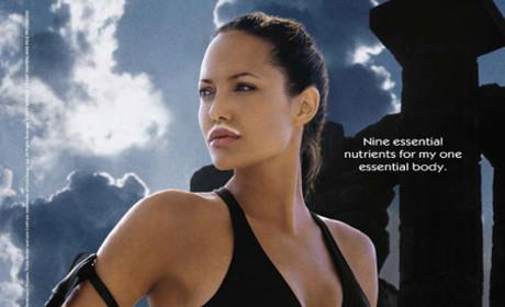 Angelina Jolie, Got Milk