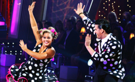 Dancing with the Stars: The Finalists Face Off