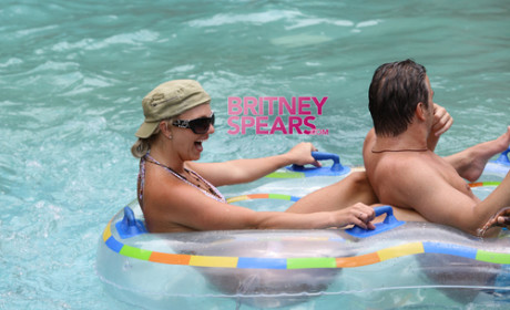Britney and Boyfriend?