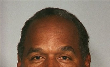 O.J. Simpson in Custody For Violation of Bail
