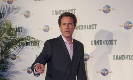 Will Ferrell at the Aussie Premiere of Land of the Lost