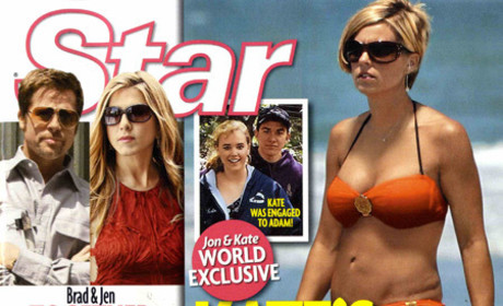 Kate Gosselin: Previously Engaged, Always Chasing Money