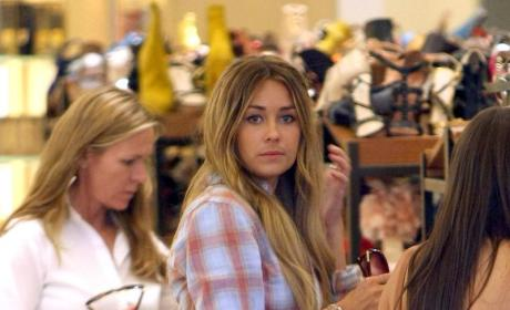 Lauren Conrad, Audrina Patridge Get Their Hair Done