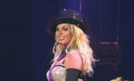 Hot Britney Live Pic