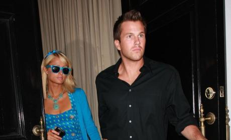 Paris Hilton, Doug Reinhardt Mark Relationship Milestone