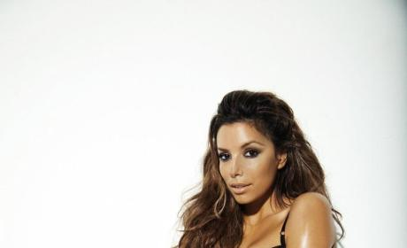 Eva Longoria: No Pants!