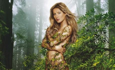 Gisele Nude Photo