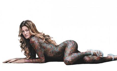 Gisele Nude Pic