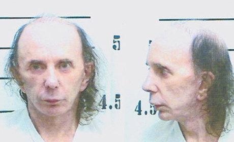 Phil Spector Mug Shots