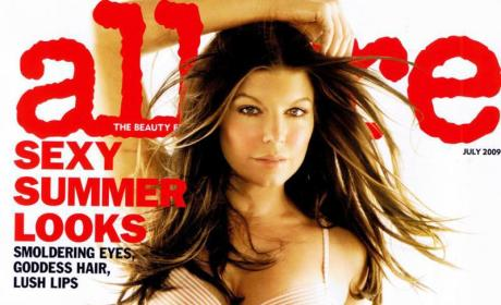 Fergie: Allure Cover