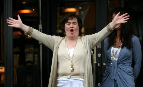 Susan Boyle Comeback Performance Draws Raves