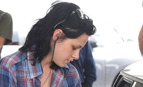 Kristen Gets Pumped