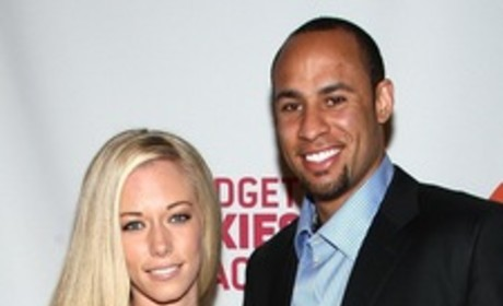 Kendra Wilkinson, Hank Baskett Pic