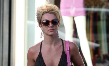 Britney Shopping