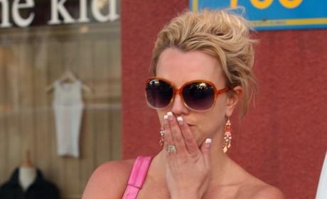 Jive Nearly Swaps Tardy Britney For Samantha Jade