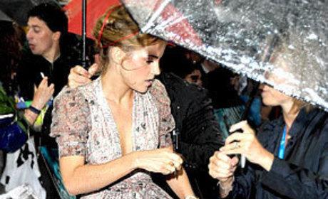 Emma Watson, Underwear