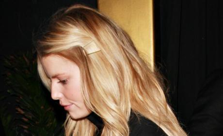 Nick Lachey to Jessica Simpson: Congratulations!