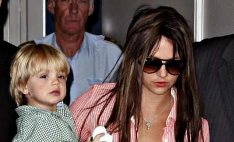 Britney and JJ