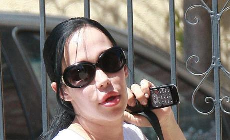 Octomom Loses Kid, Calls Cops; Nanny Finds Him Taking Nap in Room
