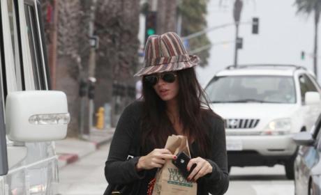 Megan Fox: The Brian Austin Green Crotch Grab