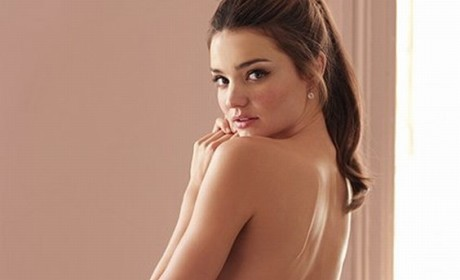Miranda Kerr: Topless in Victoria's Secret Catalog