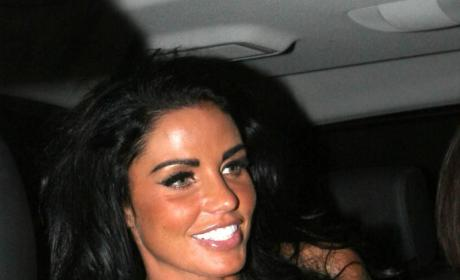 Katie Price Says Children of Divorced Parents Are Lucky, Peter Andre Disagrees