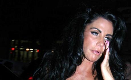 "Katie Price Calls Crowd ""C--ts,"" Ruins Gay Wedding"