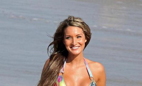 Katrina Darrell: Bikini Girl for Sale!