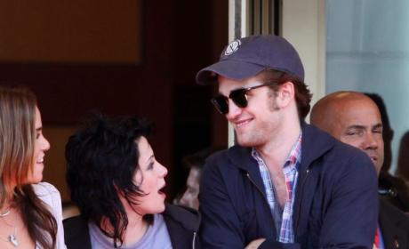 Rob and Kristen Picture